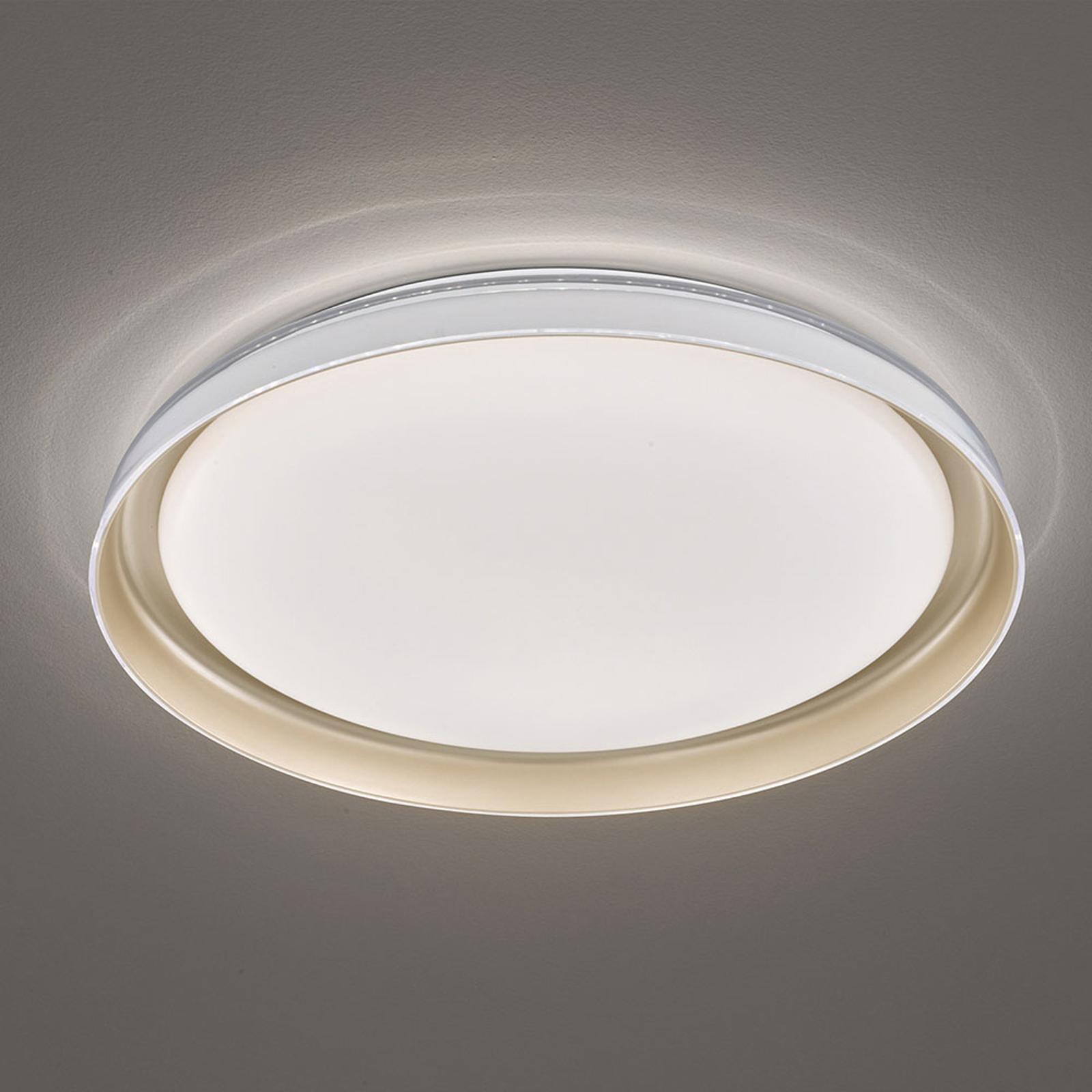LED-Deckenleuchte Rilla, dimmbar, Ø 43cm