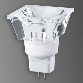 GU5,3 3W LED-reflektor Diamond, fyrkantig