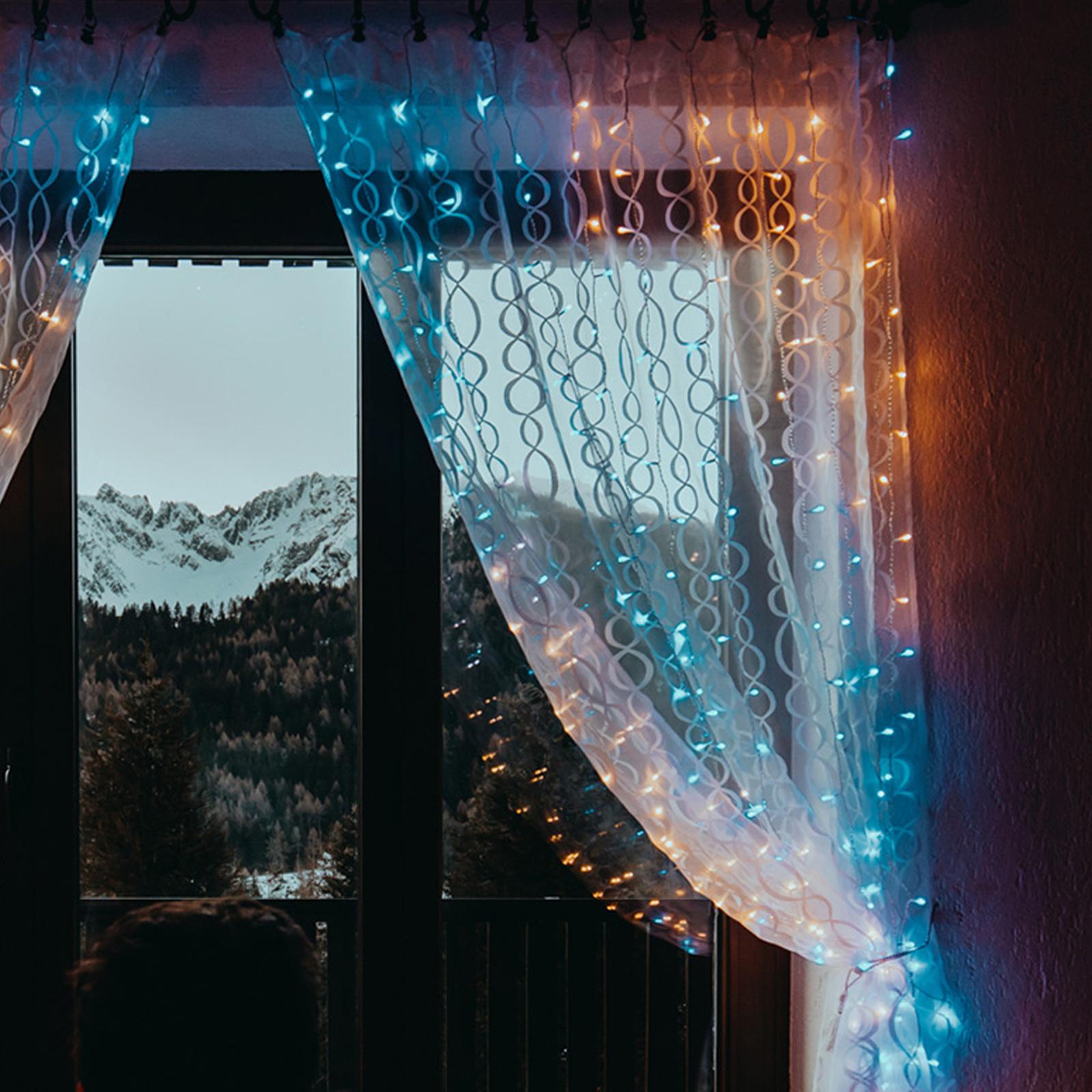 Lysforheng Twinkly RGBW, 210 LED-lyskilder