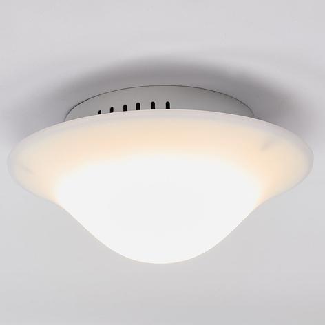 Rund LED-taklampe Solvie