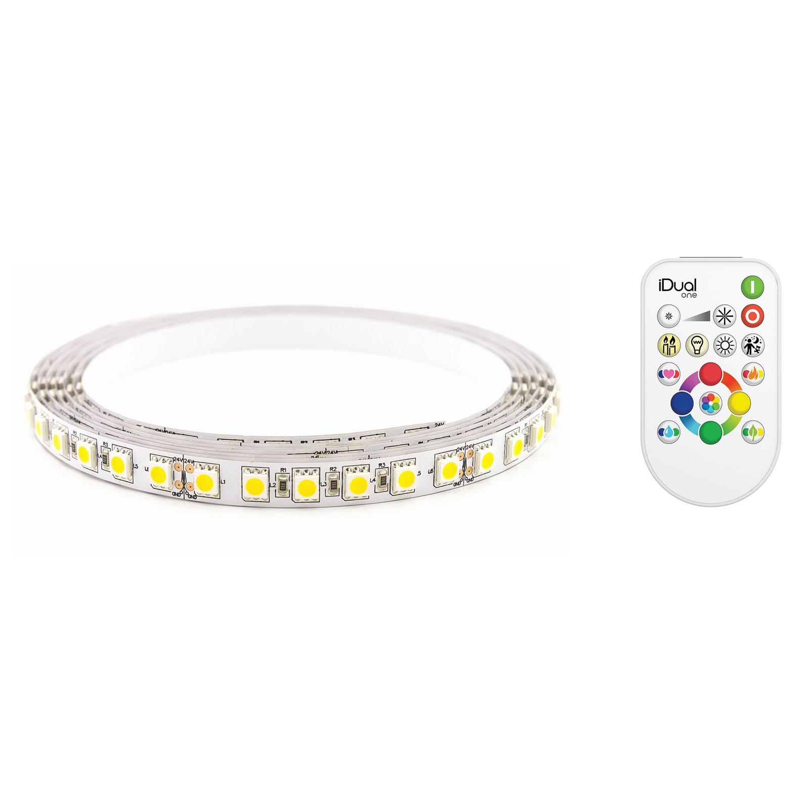 iDual Strip light LED-Strip Starter Kit 3m