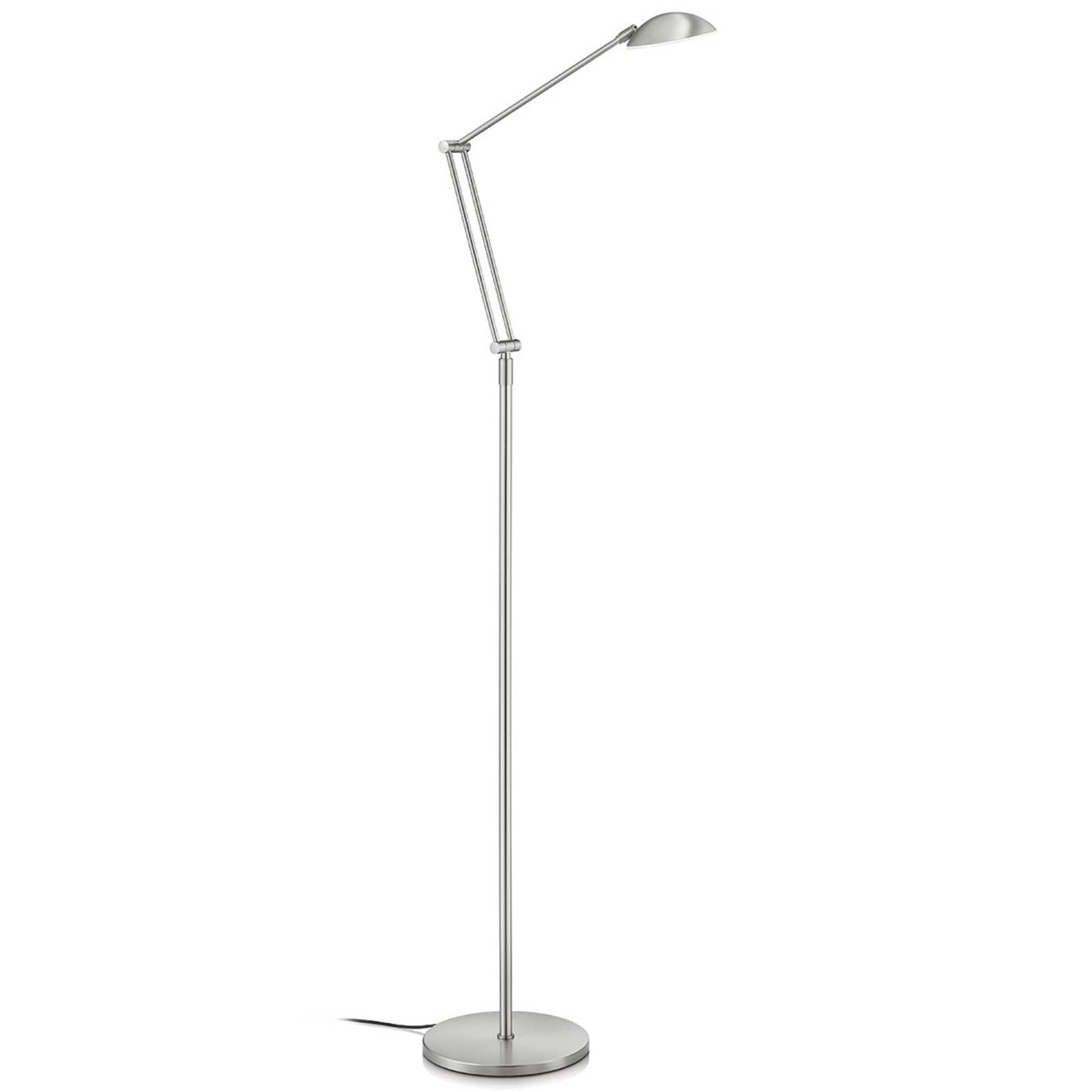 Lampadaire LED Artémis réglable commande gestuelle