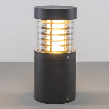 Behersket LED pidestall lampe Lucius