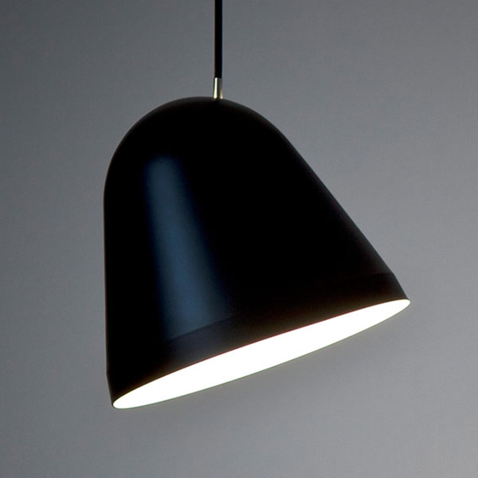 Nyta Tilt hanglamp, kabel 3m zwart, zwart