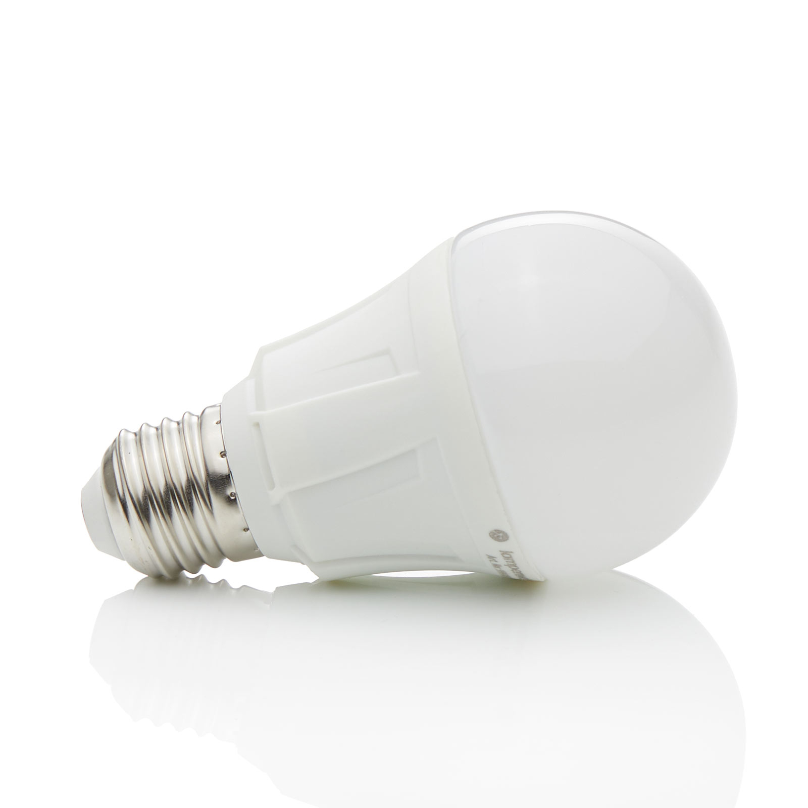 E27 11W 830 LED-lampa i glödlampsform, varmvit