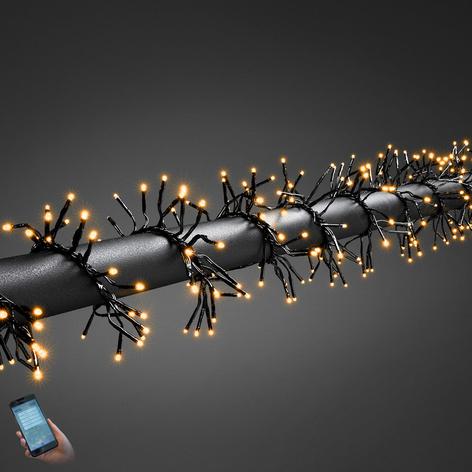 Lyslenke Cluster med bunter, for app 960 lys