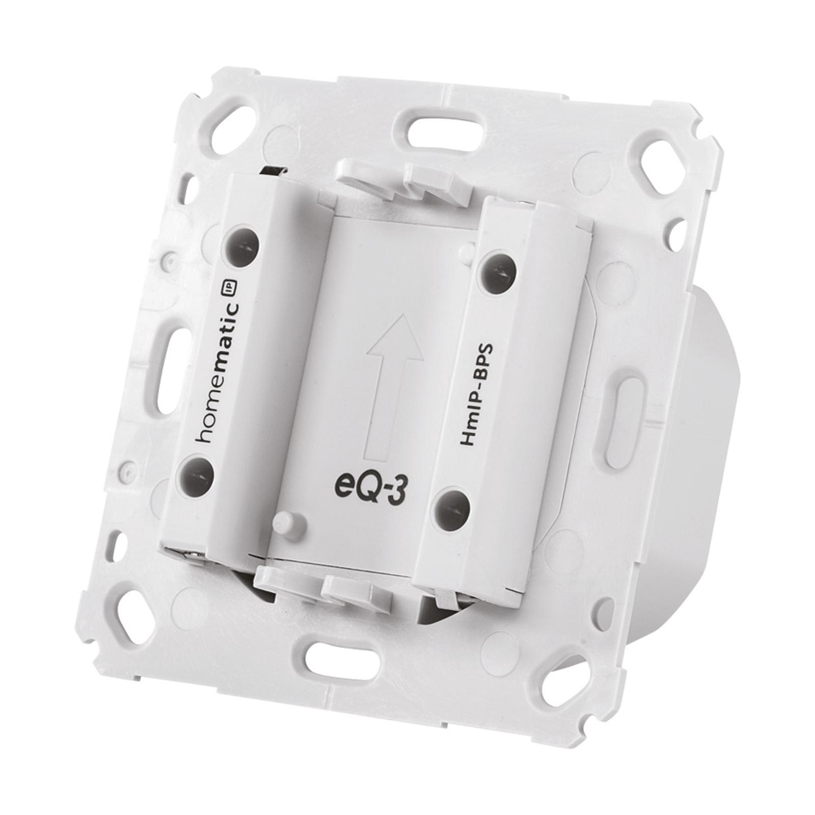 Homematic IP bloc alimentation interrupteur marque