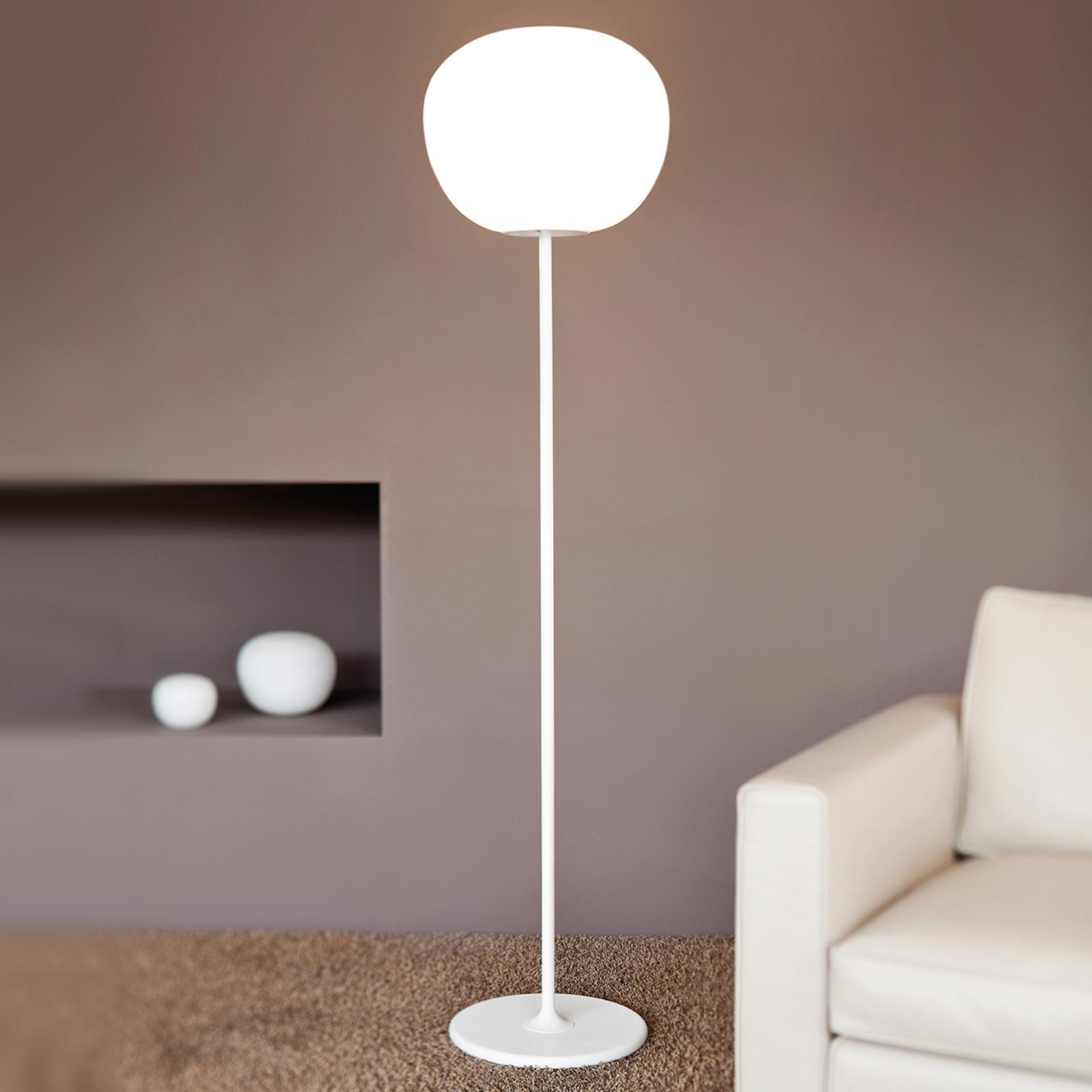 Fabbian Mochi - lámpara de pie 38 cm