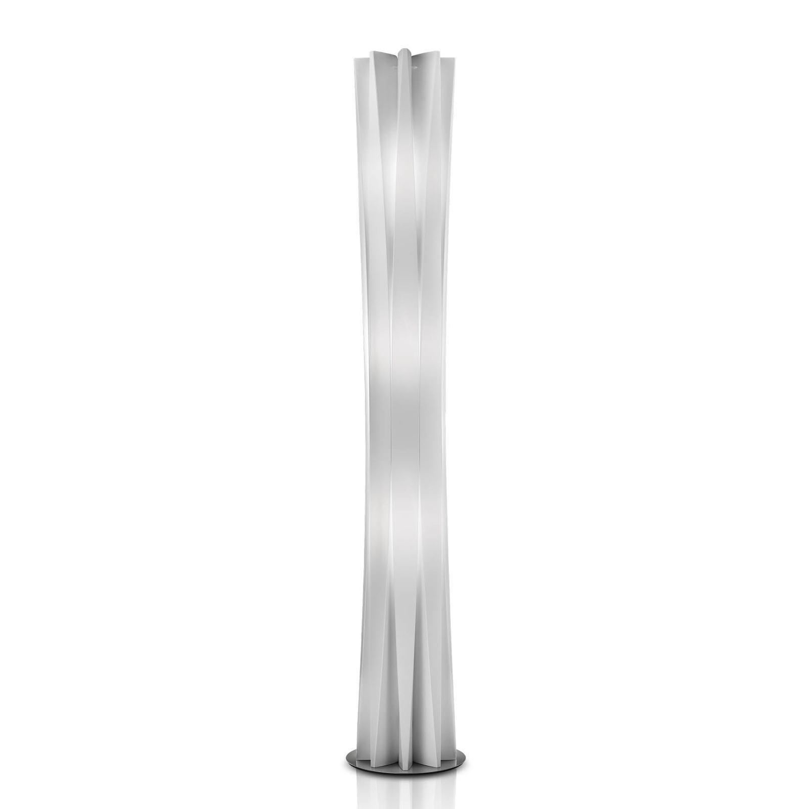 Slamp Bach, golvlampa, höjd 184 cm, vit