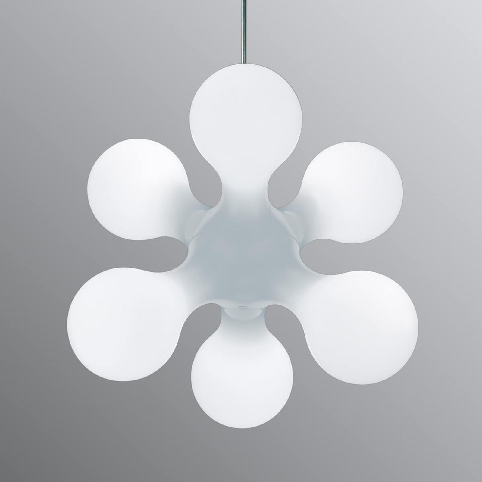 Stilig designhengelampe Atomium