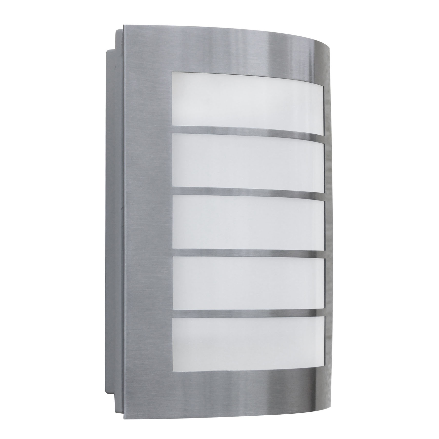 LED-Außenwandleuchte Slim
