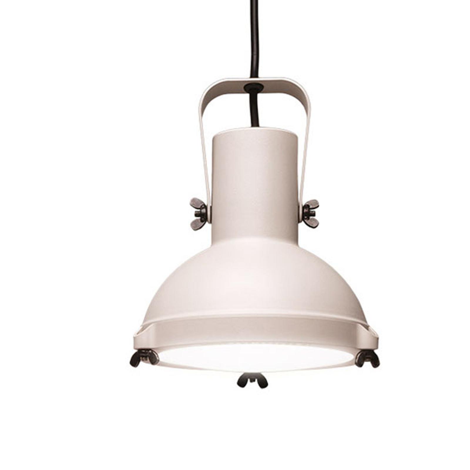 Nemo Projecteur 165 lámpara colgante, blanco arena