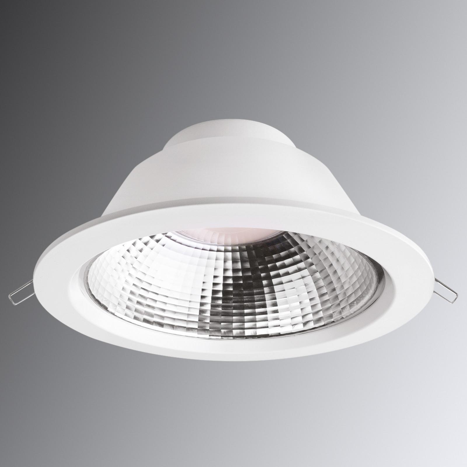 Acquista Faretto LED da incasso Siena alta resa cromatica