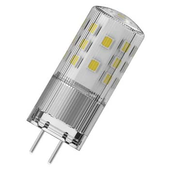 OSRAM LED-Stiftlampe GY6,35 3,6W 2.700 K dimmbar