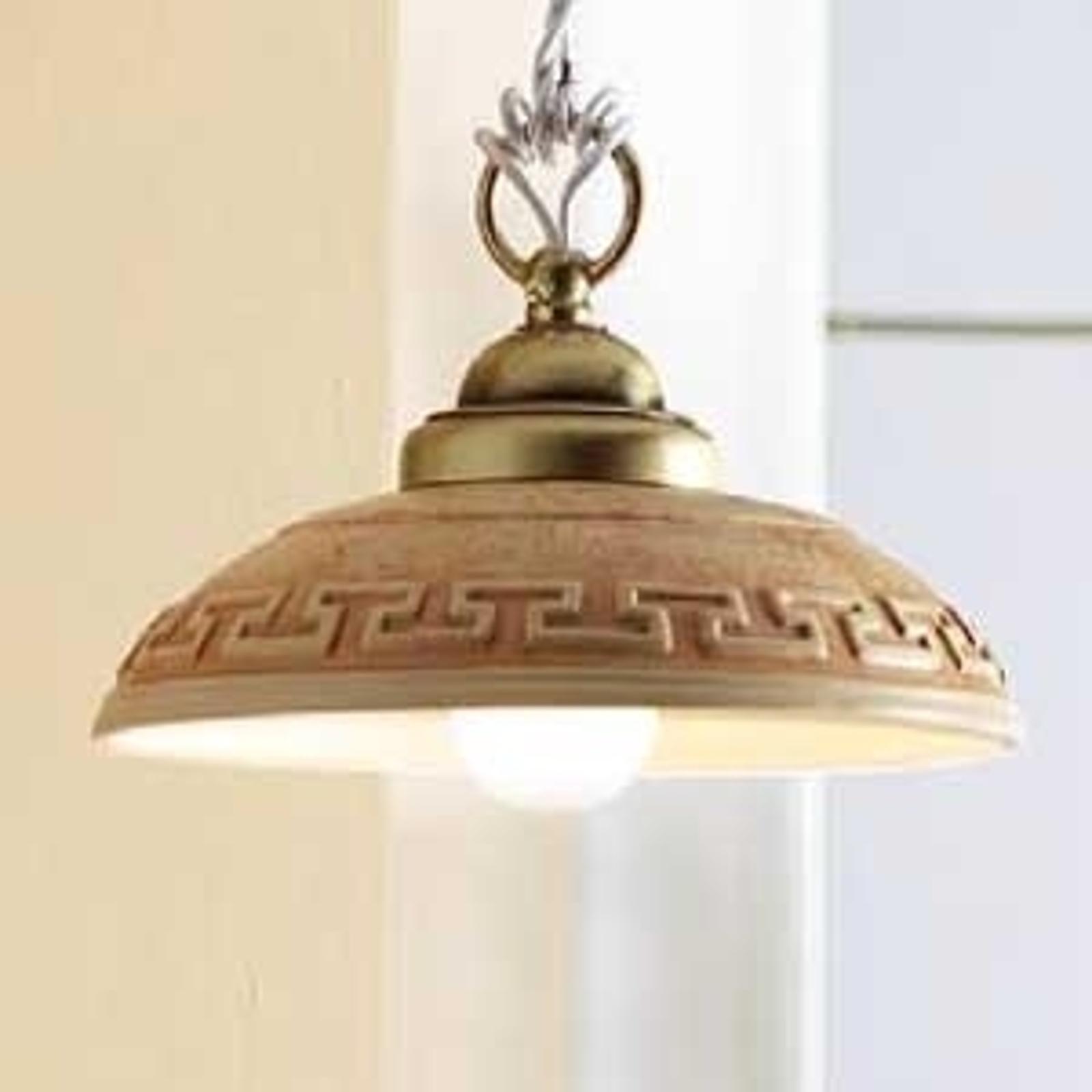 Hængelampe GRECA MEDITERRANEO