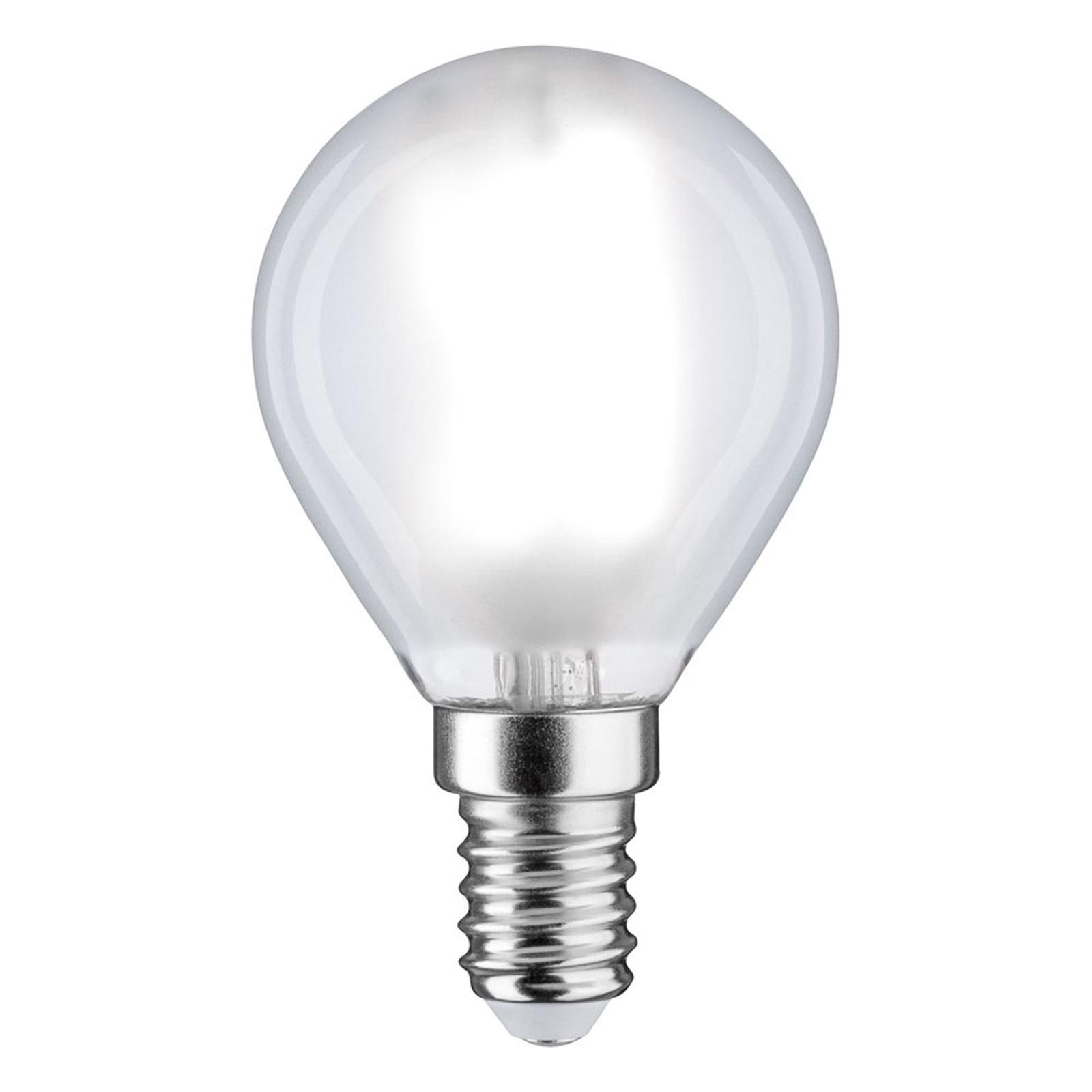 Paulmann żarówka kropla LED E14 5W 865 470 lm dim