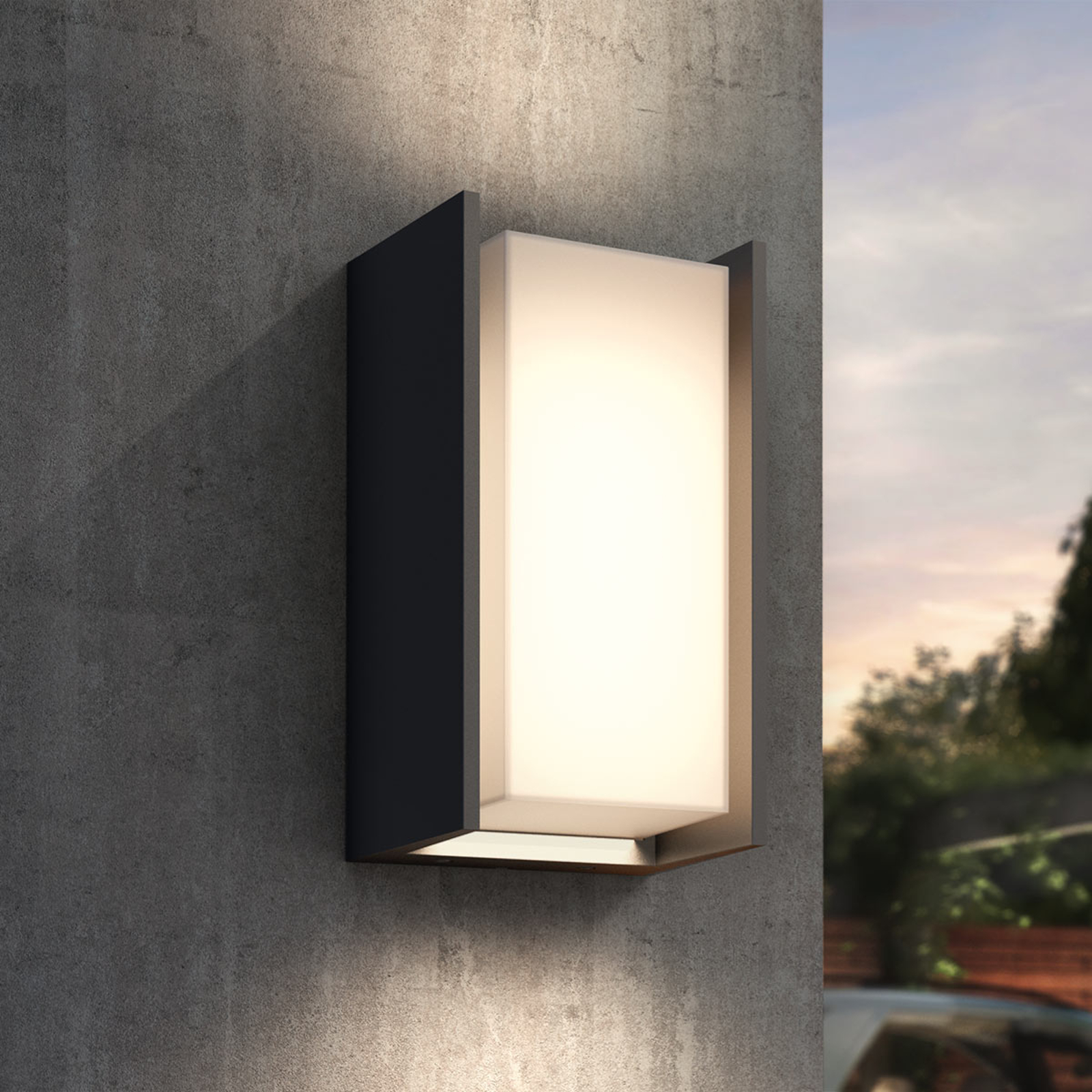 Philips Hue kinkiet zewnętrzny LED Turaco