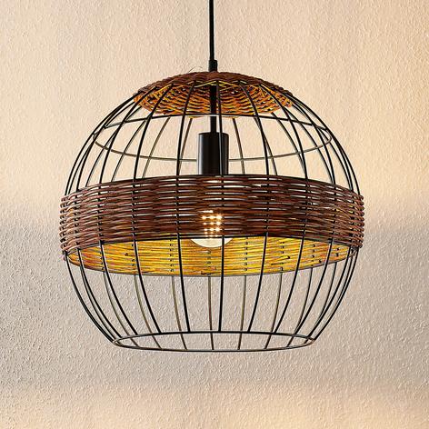 Lindby Kaska suspension, à 1 lampe, 42cm
