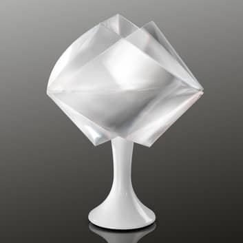 Slamp Gemmy Prisma - design-bordlampe, klar