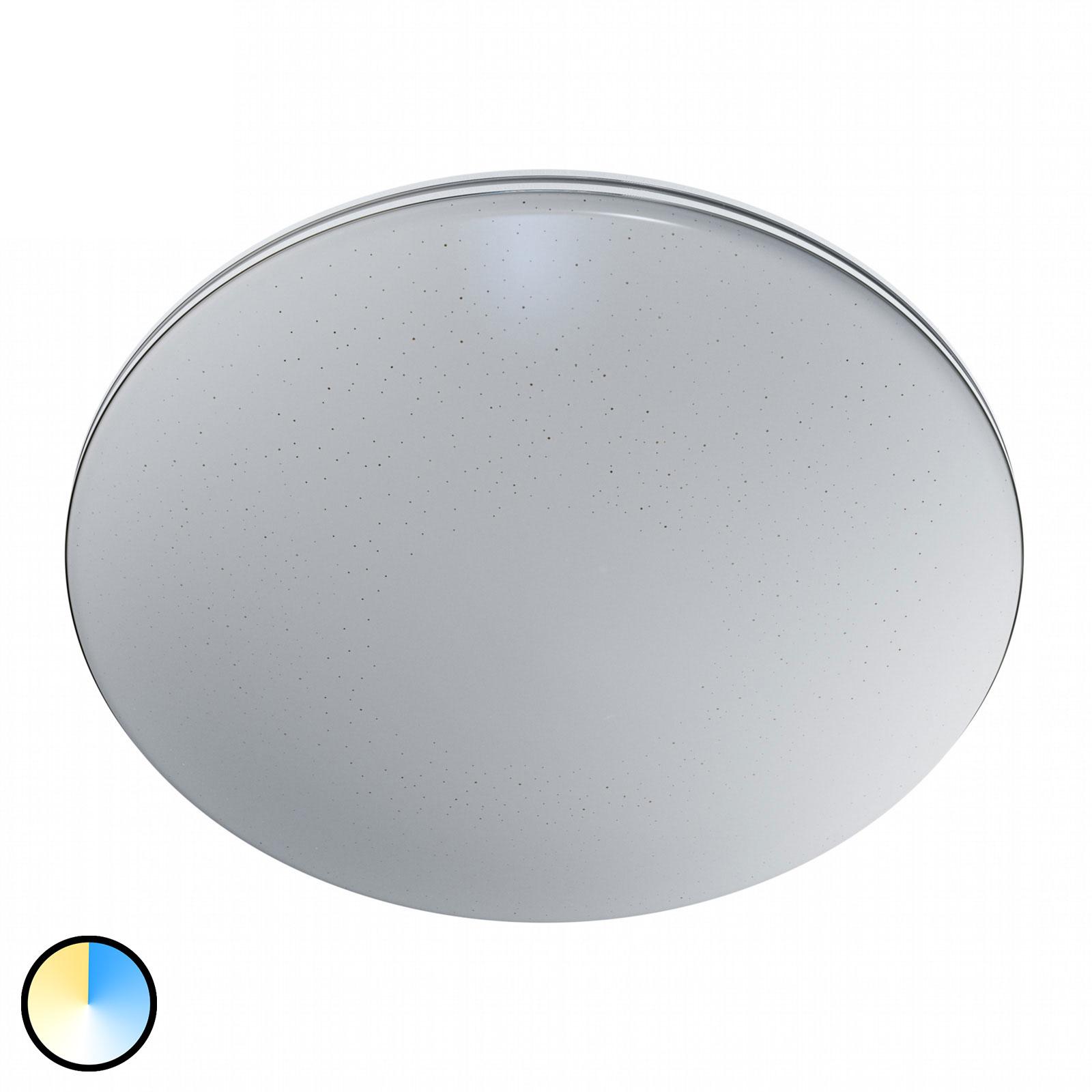 LEDVANCE Orbis Sparkle lampa sufitowa Click-CCT