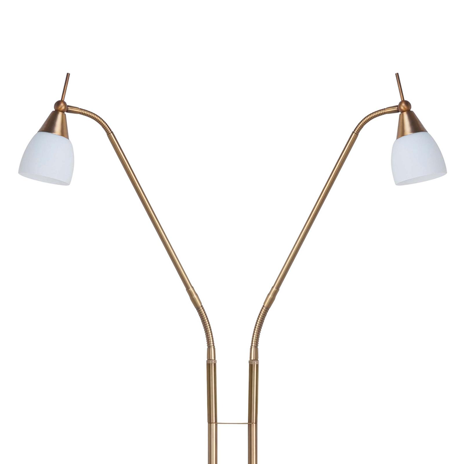 Produktové foto Hight Light B.V. Dvouzdrojová stojací lampa Touchy dotykový spínač