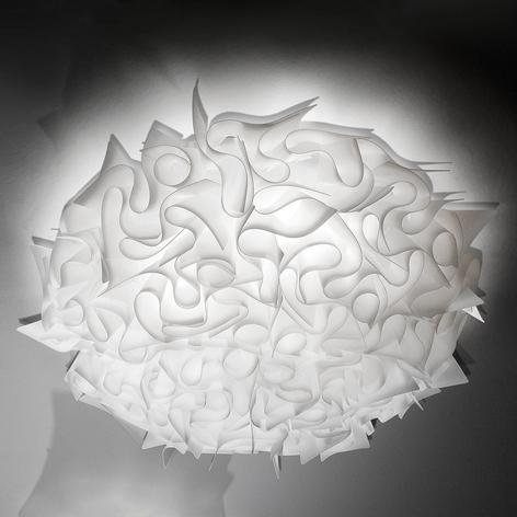 Slamp Veli lámpara de techo de diseño, Ø78cm, opal