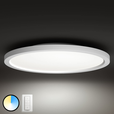 Philips Hue White Ambiance Aurelle LED-Panel rund