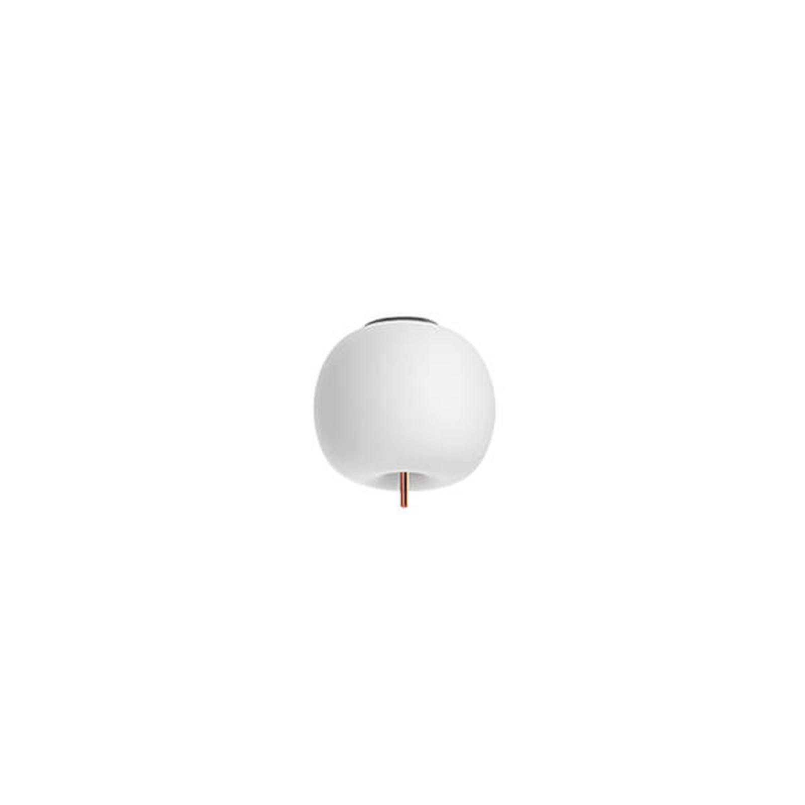 Kundalini Kushi - LED-Deckenleuchte kupfer 16cm