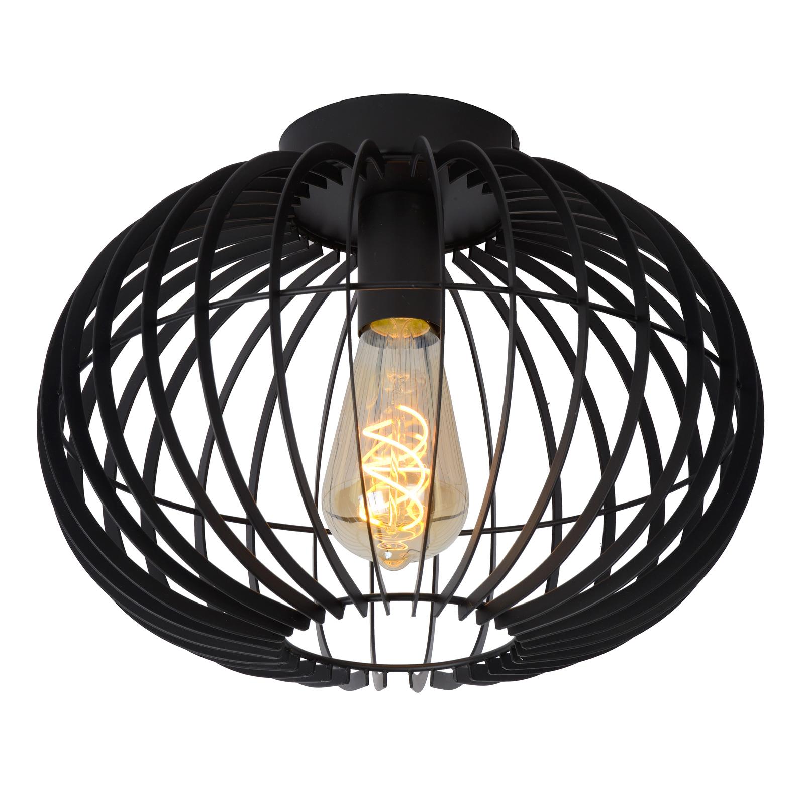 Reda taklampe svart Ø 32 cm