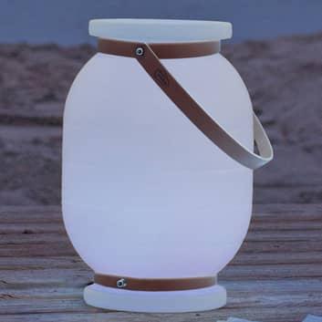 Newgarden Candela - bärbar bordslampa med batteri
