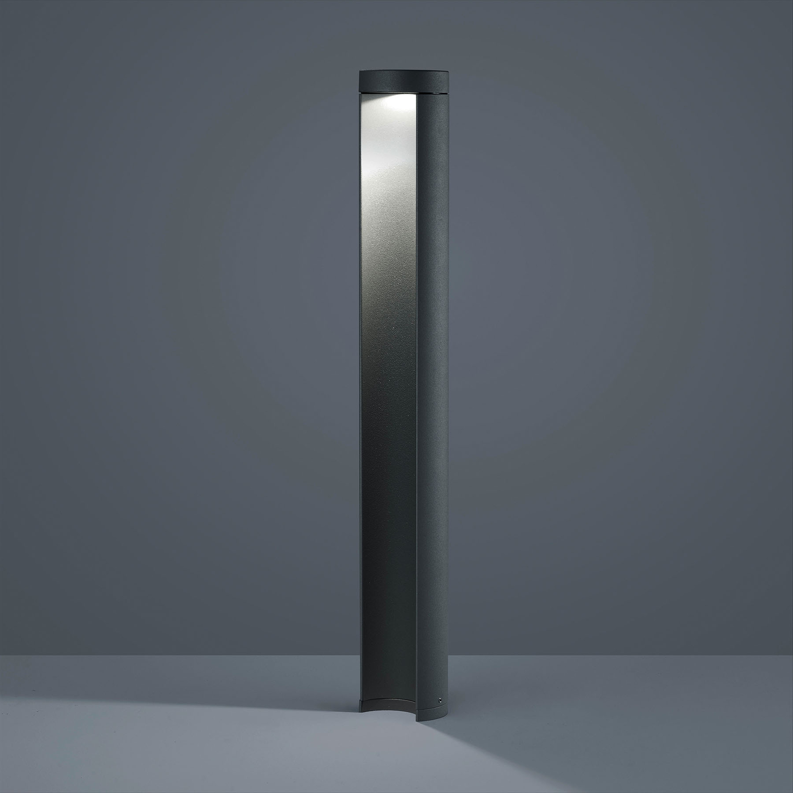 Helestra Sky słupek ogrodowy LED z aluminium