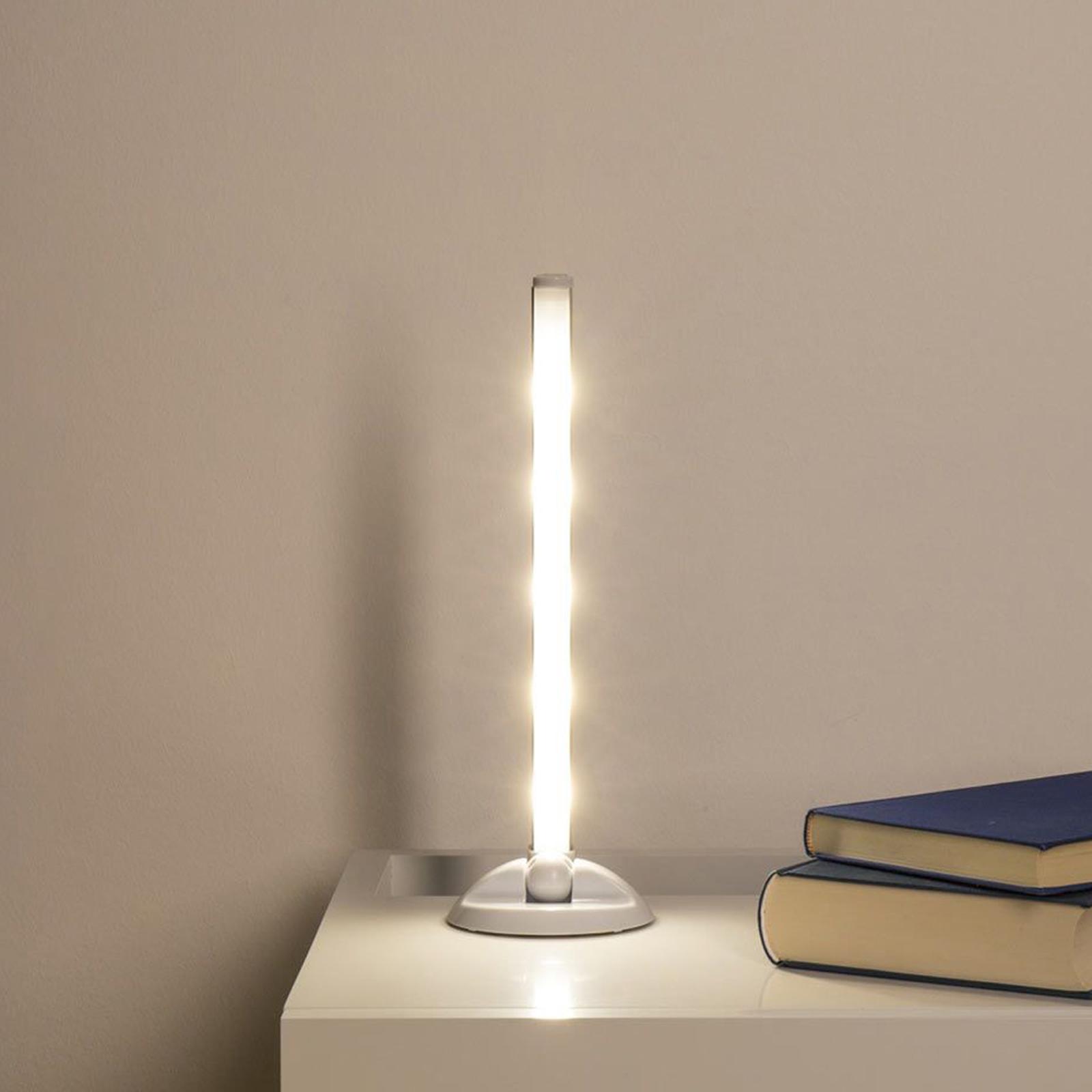LED-Lightstick na baterie, ściemniacz 2-stopniowy
