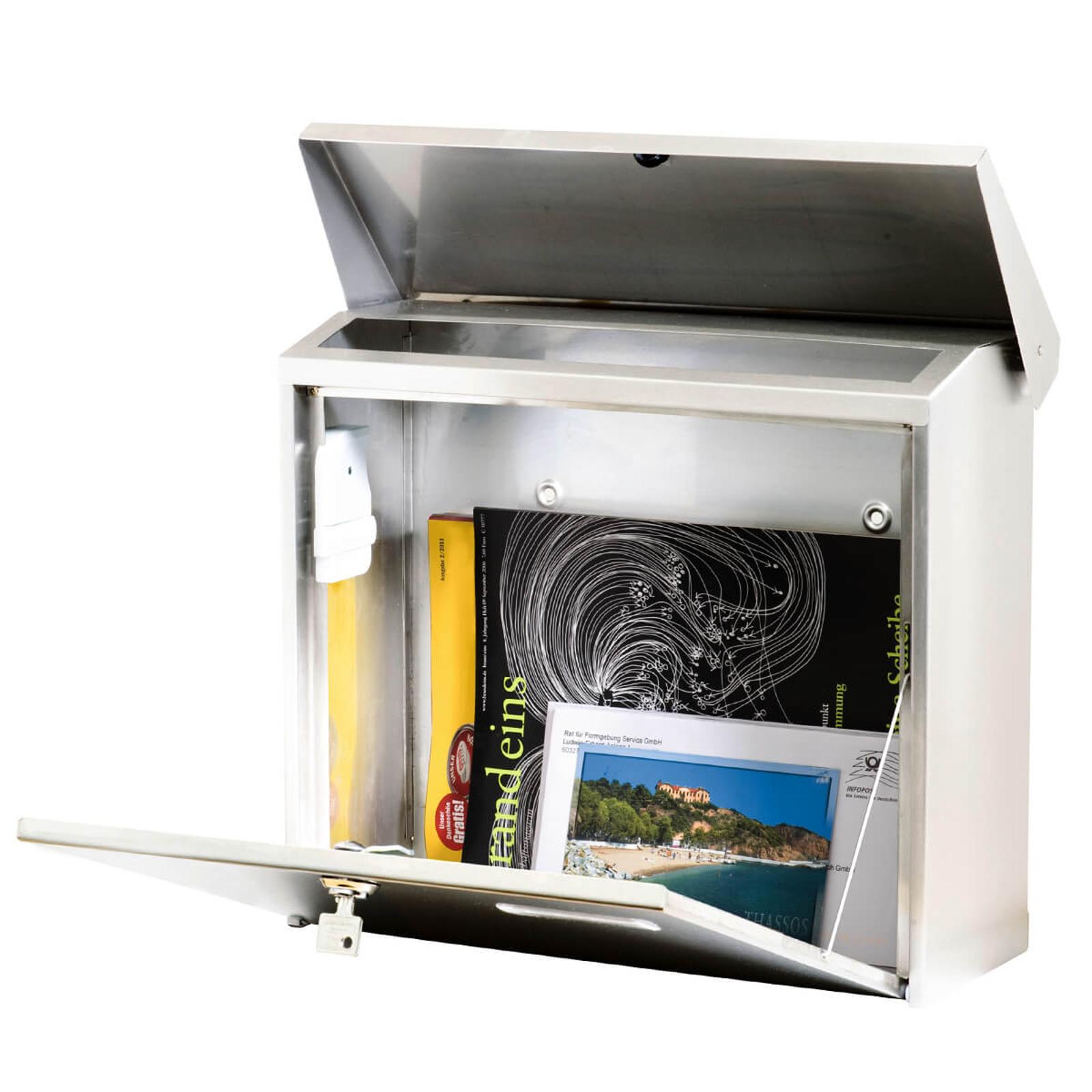Poštová schránka Olymp v bielom