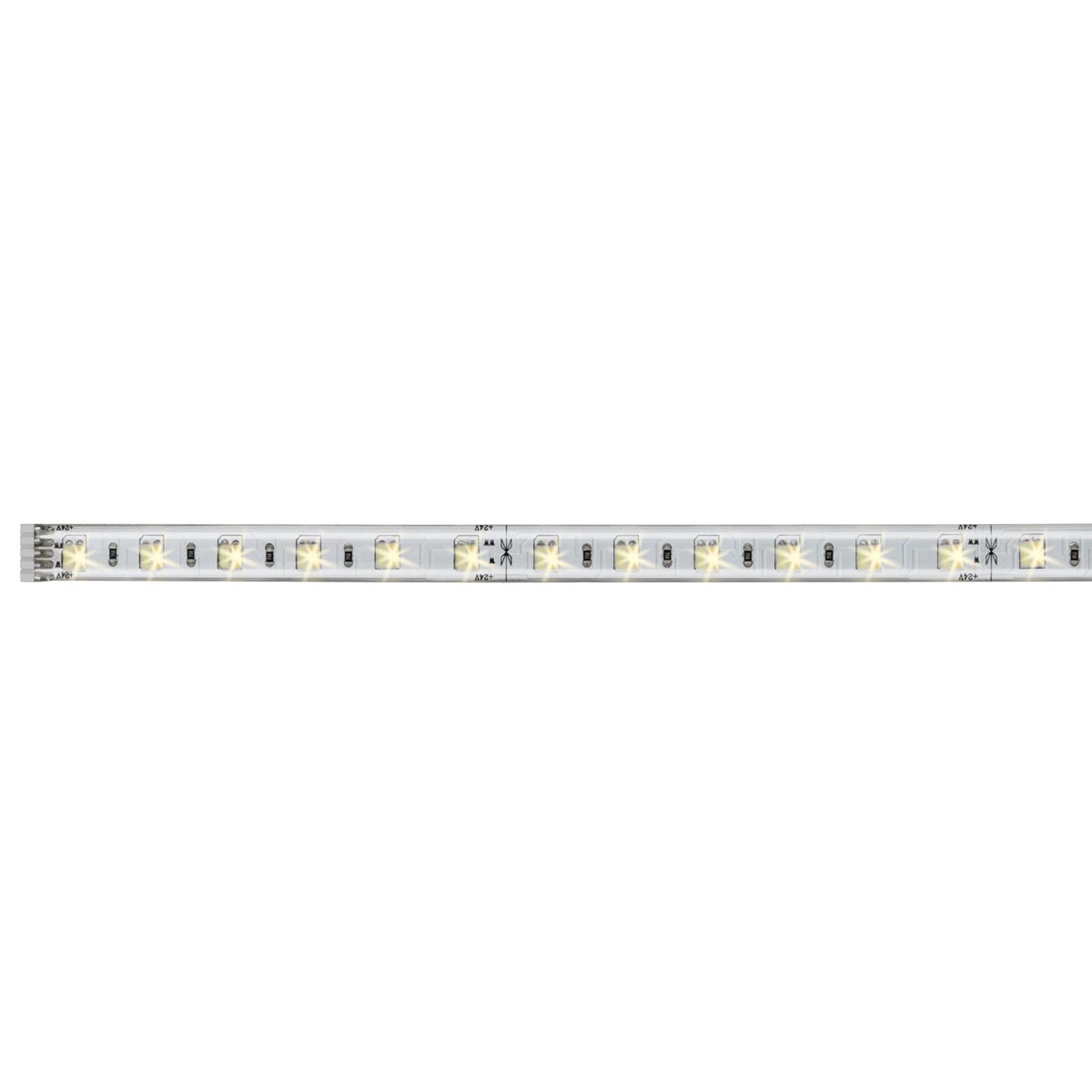 Prolunga strip LED Max 100 cm bianco, regolabile