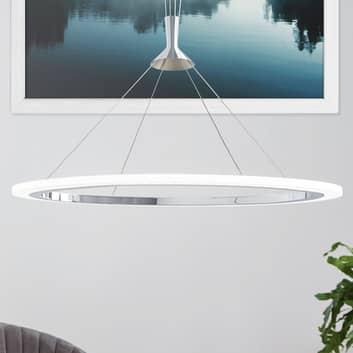 EGLO connect Hornitos-C LED-hengelampe, rund