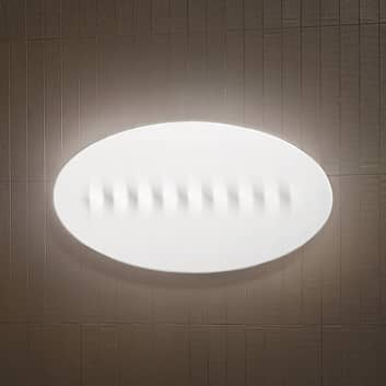 Foscarini Superficie -LED-seinävalaisin, PMMA