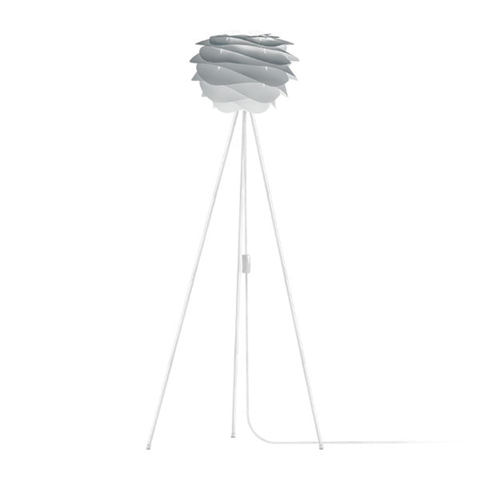 UMAGE Carmina Mini lampa stojąca szara/biała