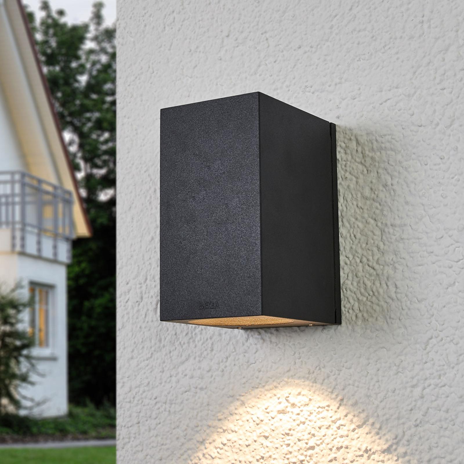 BEGA 33579K3 wall lamp graphite 3,000 K 1-sided_1566022_1