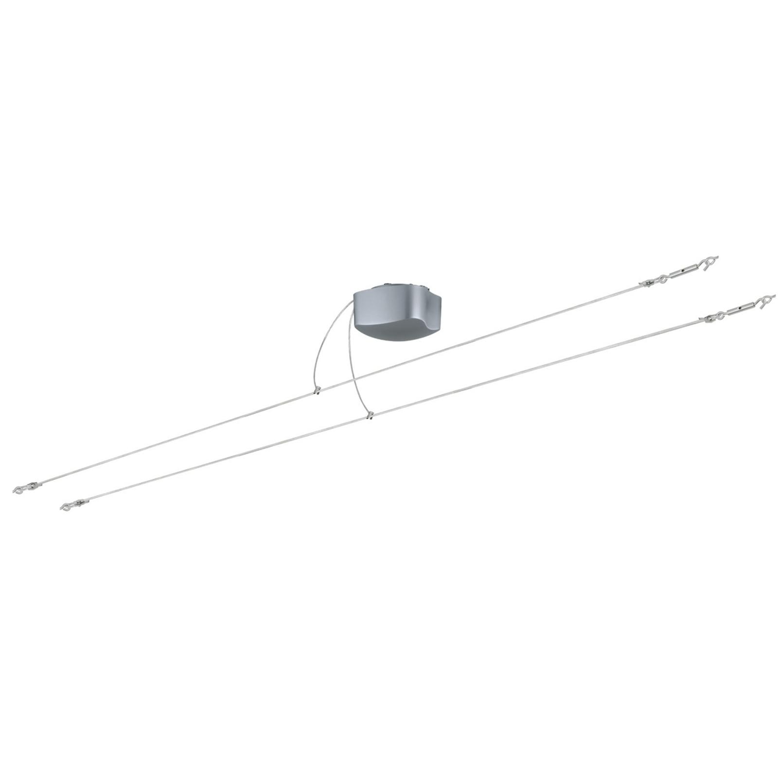 Paulmann 2Easy Seil-Basissystem 105W 10m