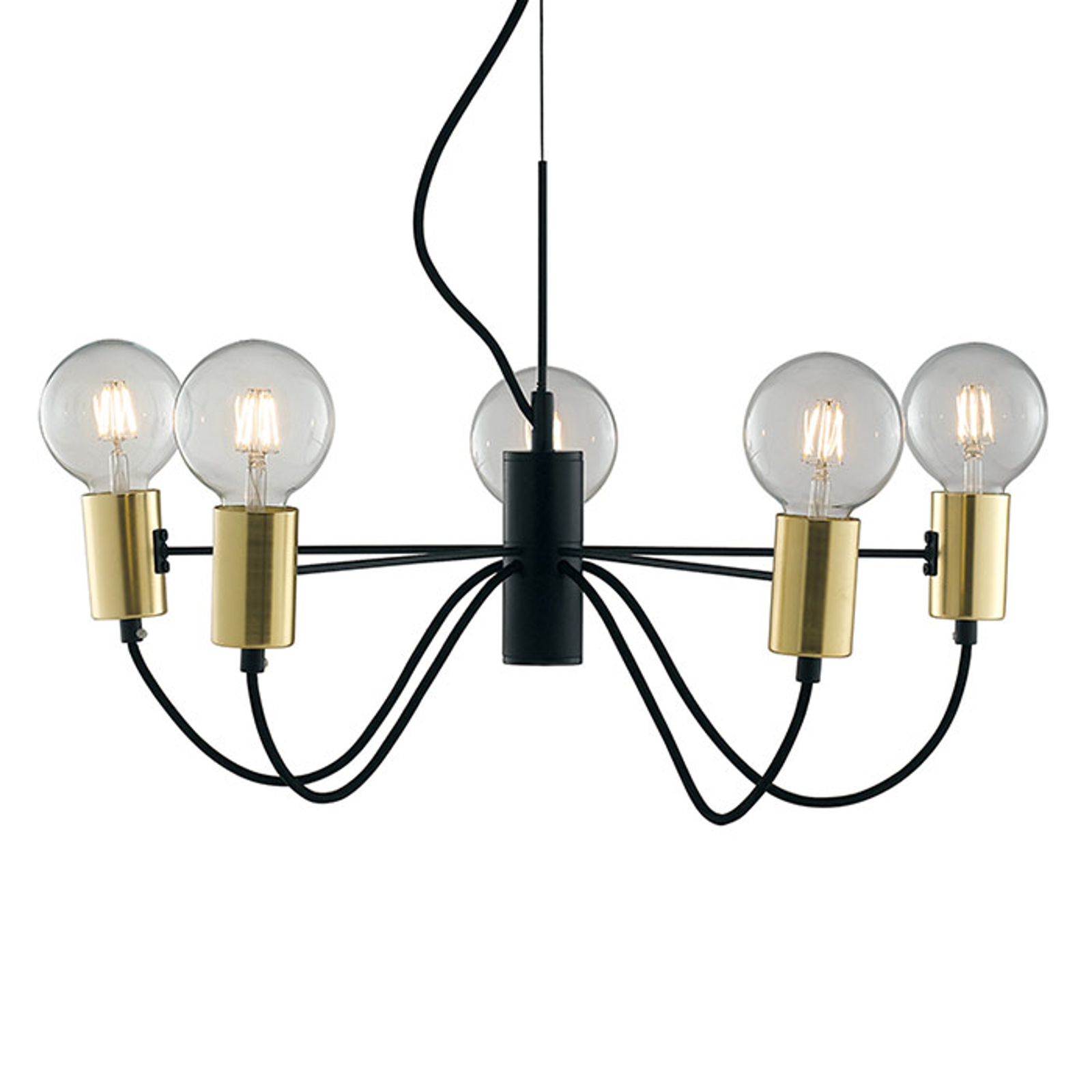 Hanglamp Axon 5-lamps