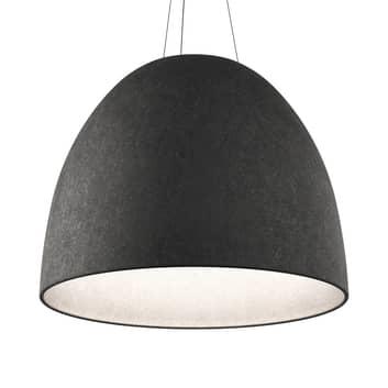 Artemide Nur Acoustic LED-hänglampa, grå