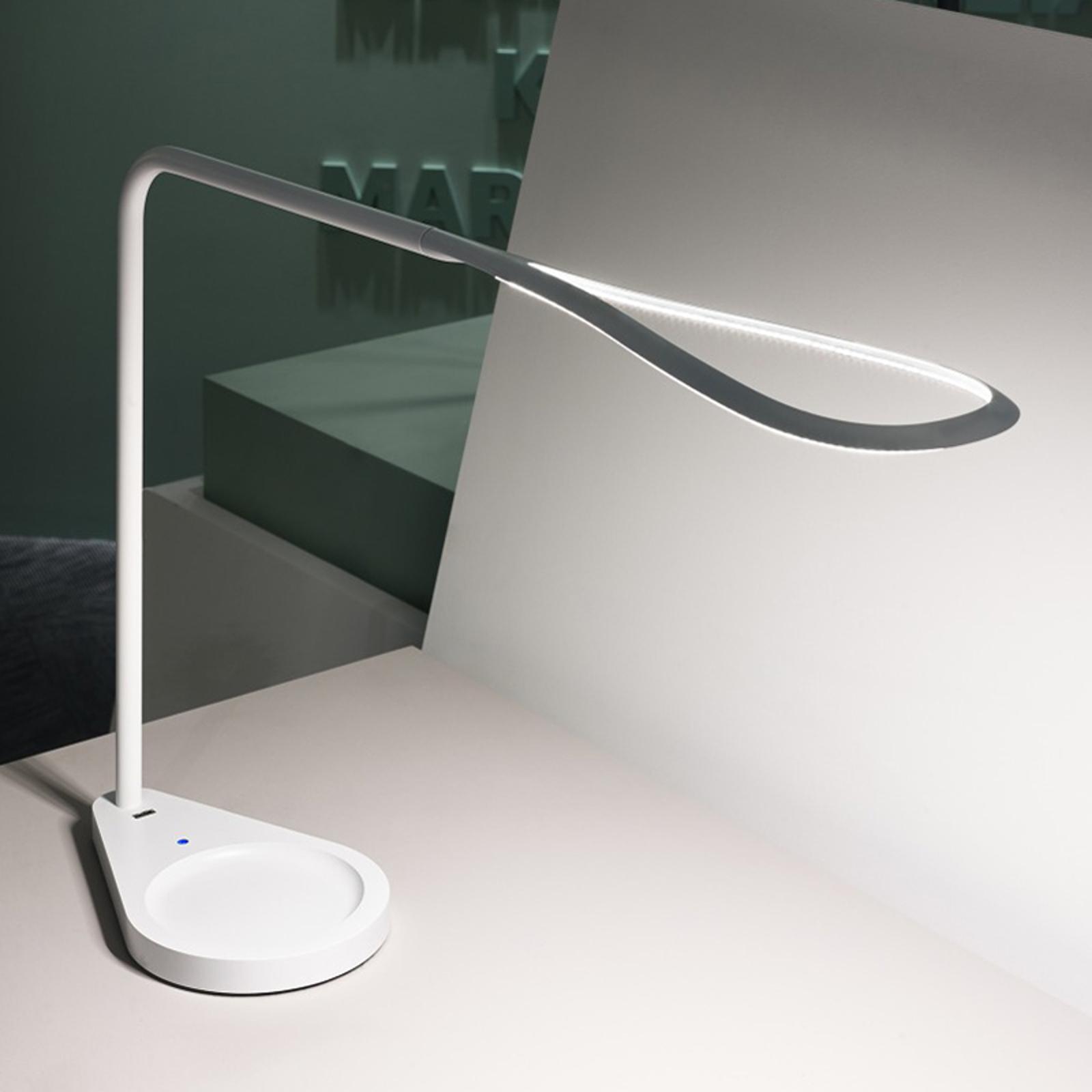 Kinx - armoniosa lampada da tavolo LED