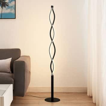 Lindby Welina LED-gulvlampe