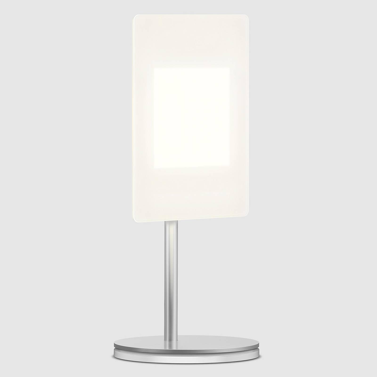 Lampe à poser OLED OMLED One t1 avec OLED, blanc