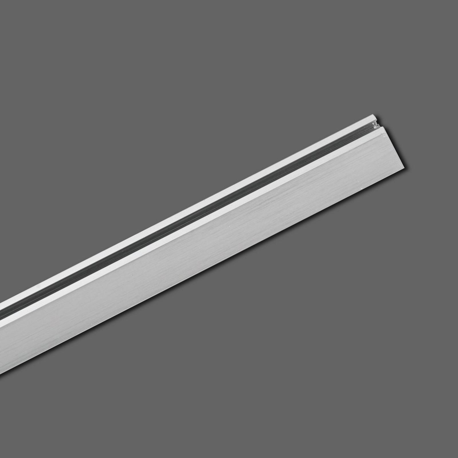 2-faset HV-track4 m6-skinne, 60 cm