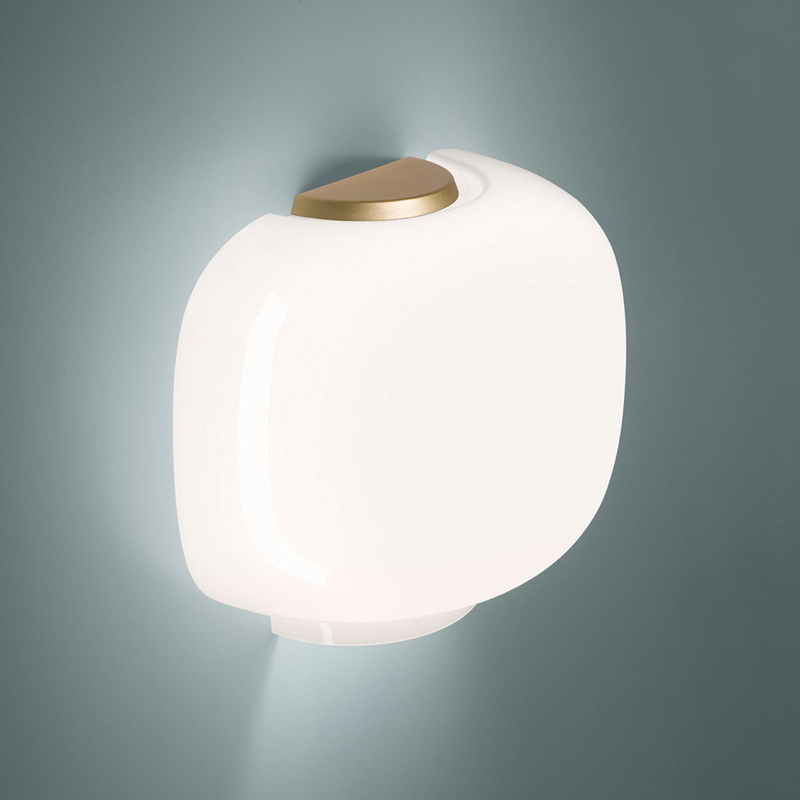 Foscarini Chouchin 3 Semi My Light weiß/gold
