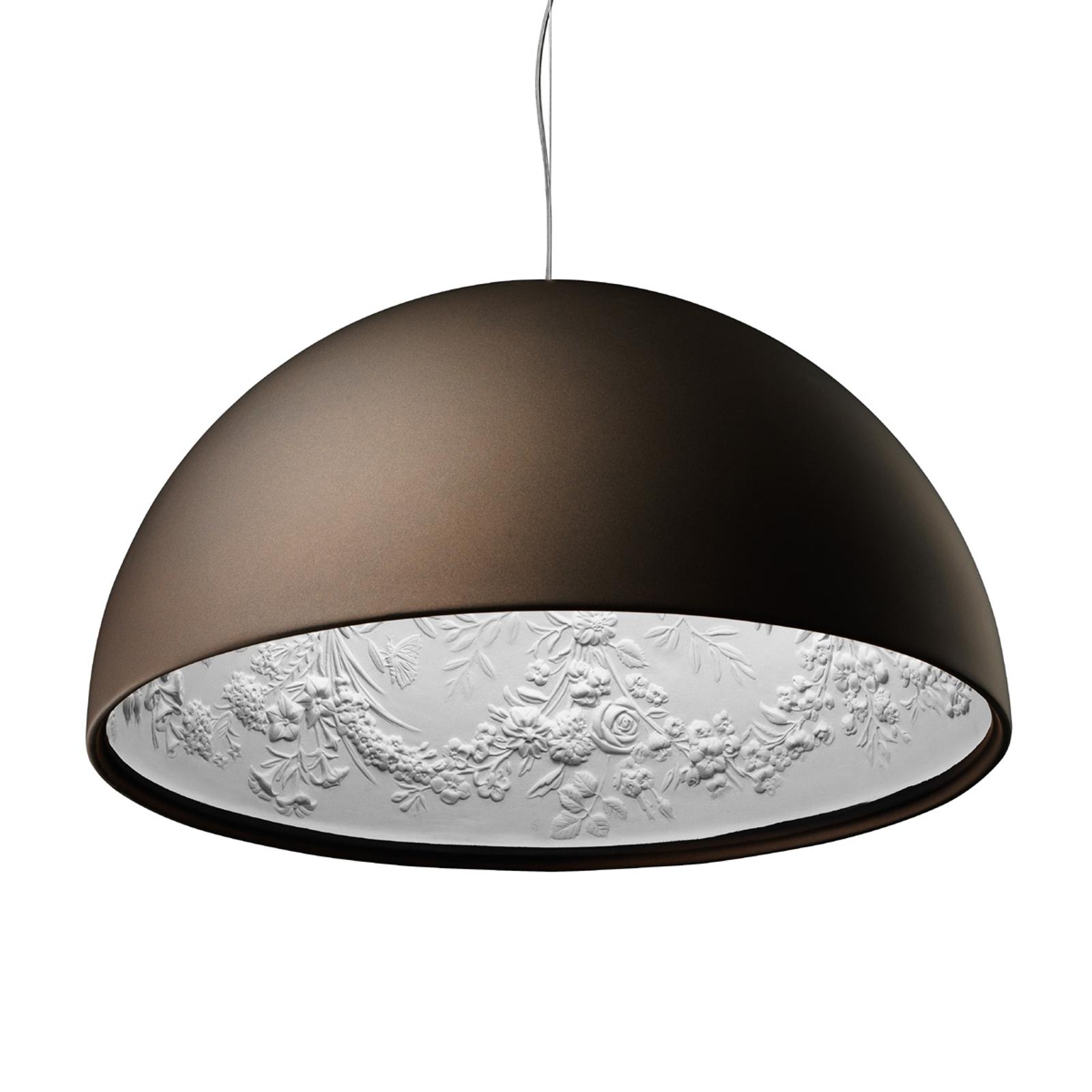 FLOS Skygarden 1 hanging light, brown_3510009_1