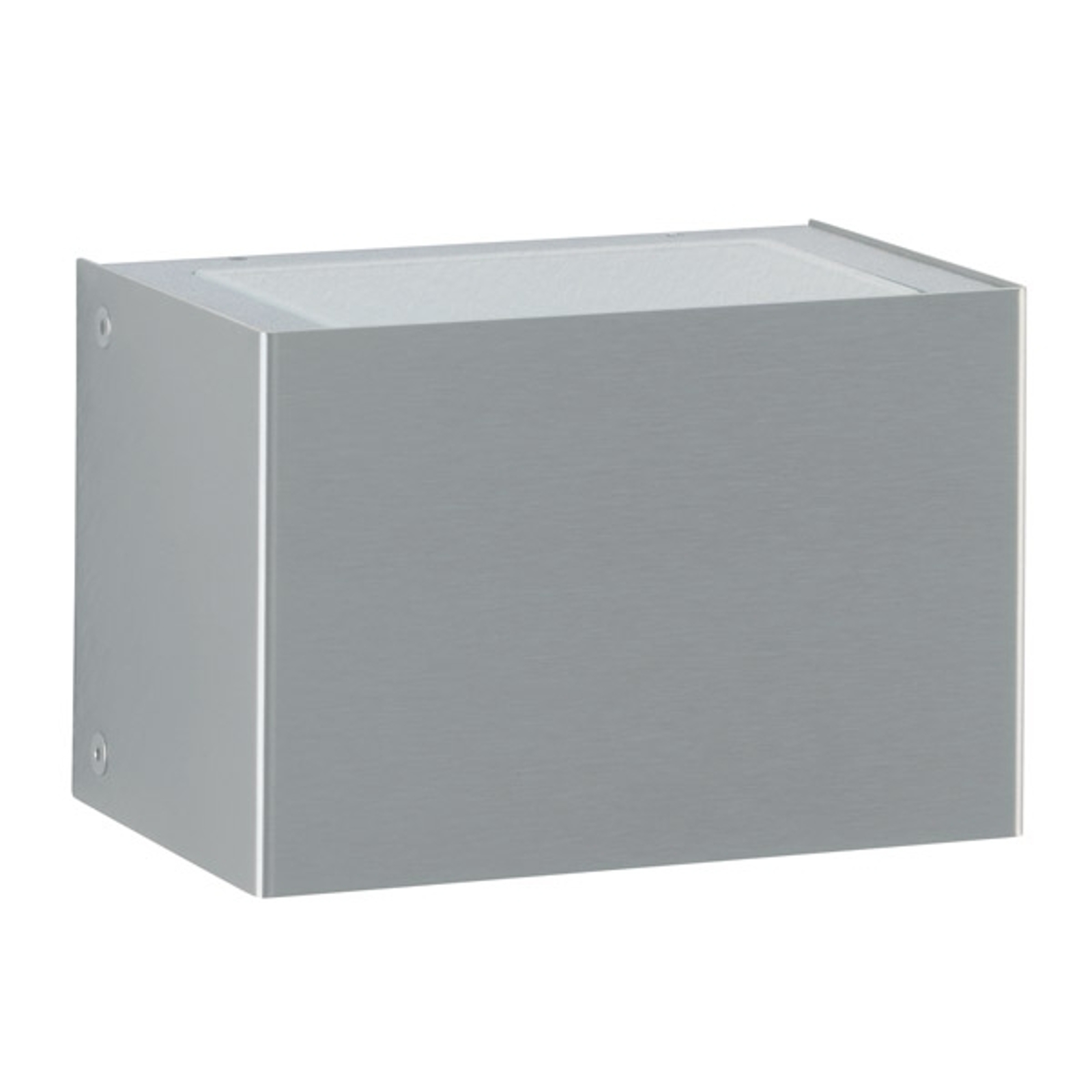 Wandlamp Cube - made in Germany, breedte 15 cm