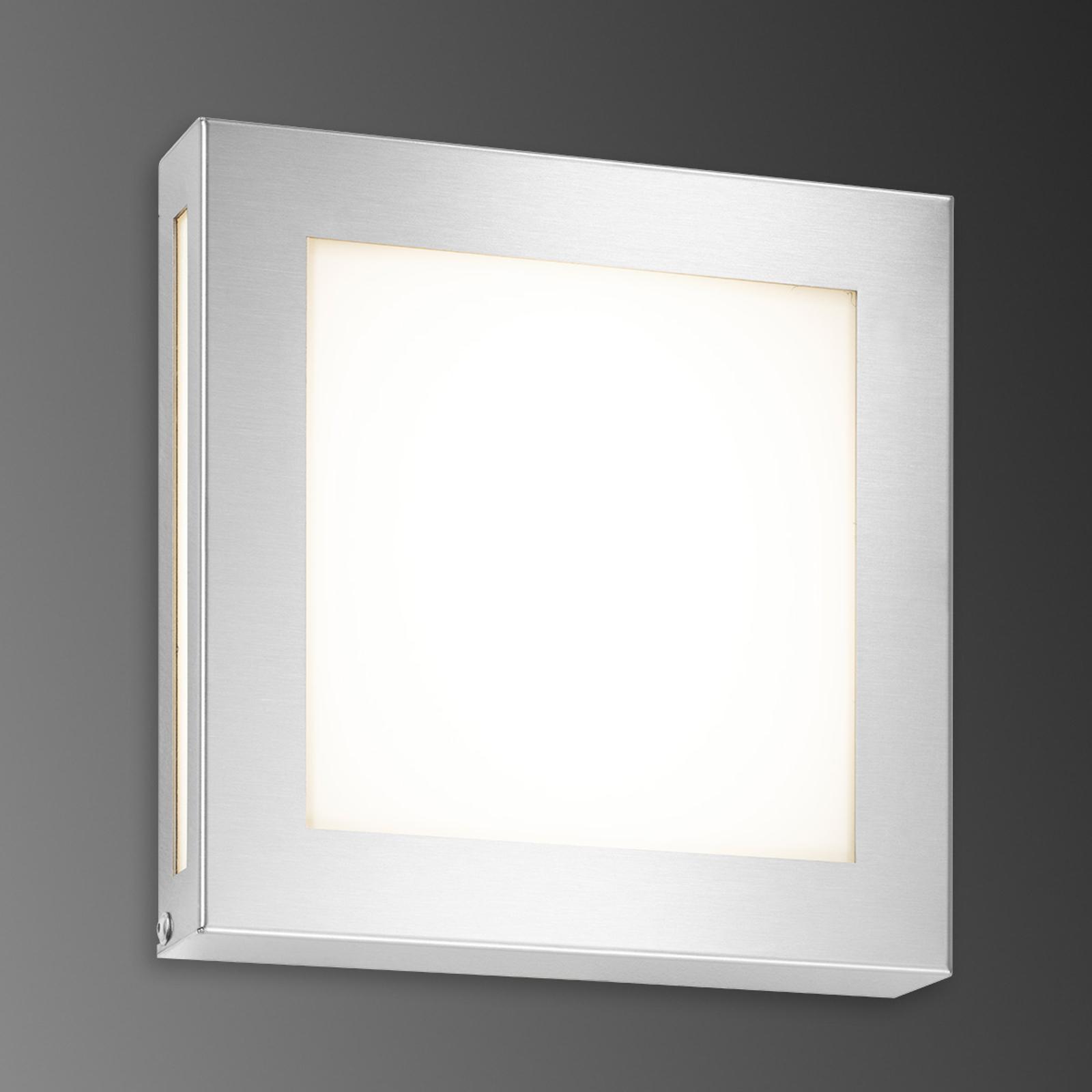LED-Außenwandleuchte Aqua Legendo Mini, edelstahl