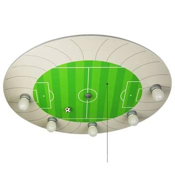 Fotbollsstadion taklampa med Alexa-modul